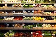 RACK frutas y verduras