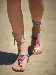 Calcutta Wrap Sandal at Free People Clothing Boutique