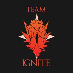 Check out this awesome 'Team+Ignite' design on @TeePublic!