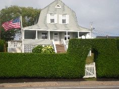 RI Walk to Beach, Water View Six-Bedroom Dutch Colonial