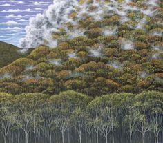 Scott Kahn, Berkshire Spring, 2005, oil on linen