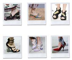 Los zapatos que llevaras esta primavera