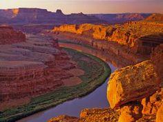 Colorado River in Canyonlands National Park