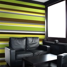 Green And Brown Living Room Apartment Touch Up Pinterest - Green and brown wallpaper