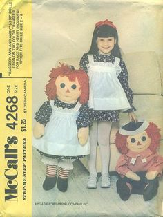 Raggedy Ann and Andy