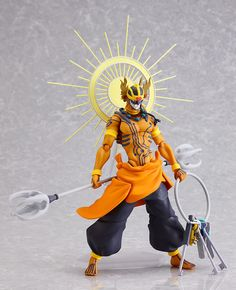 Love Machine from Summer Wars Figma Action Figure by Max Factory