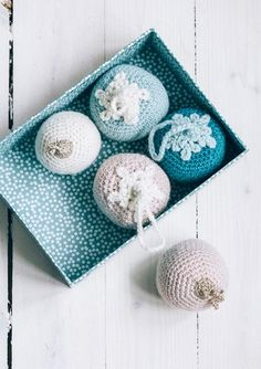 Julekule Christmas Toys, Christmas Decorations, Holidays And Events, My Design, Coin Purse, Crochet Patterns, Knitting, Crocheting, Ideas