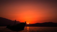Fine Art photo by Nektarios Karagiannis Fine Art Photography, Photo Art, Celestial, Sunset, Outdoor, Outdoors, Sunsets, Outdoor Games, The Great Outdoors