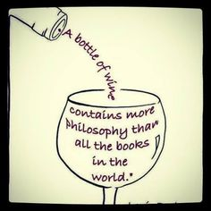 a #bottle of #wine contains...