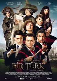 Sihirbazlık Okulunda  Bir Türk izle