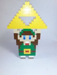 Hey, I found this really awesome Etsy listing at https://www.etsy.com/listing/211995838/lego-nintendo-nes-legend-of-zelda-link