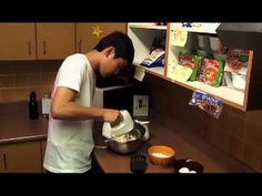 Crepes in under 2 min! A fun entry from the Ambleside Youth Centre.