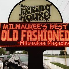 9 Places in Wisconsin for a Classic Old Fashioned - The Bobber Architecture Design, West Virginia History, Vintage Restaurant, Old Trains, Milwaukee Wisconsin, Supper Club, Outdoor Travel, Bobber, Over The Years
