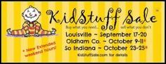 KidStuff Sales are coming up and we have a great prize for you!