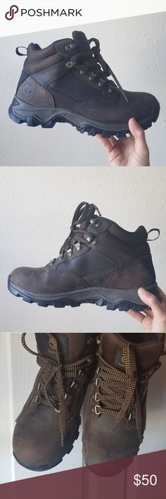 a97ec5dbe1c3 🌀Men s Style HP🌀Timberland Hiking Boots Fabulous like-new Timberland  Keele Ridge Mid Hiking Boot. Waterproof and genuine leather.