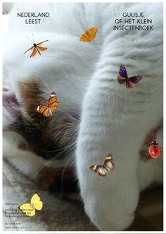 Guusje in Het kleine insectenboek
