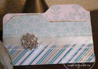 Envelope Punch Board - Ink & Paper Cafe'