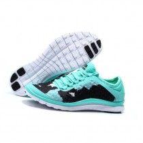 low priced 9593c 69025 Mujeres Nike Free Run 3.0 v7 Negro-Verde QSDK7 Nike Free Run 3, Los
