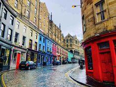 Harry Potter Scotland Victoria Street