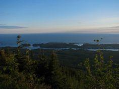 Mount Ozzard Pacific Rim, Vancouver Island, Hiking, Ocean, River, Adventure, Mountains, Sunset, Medium