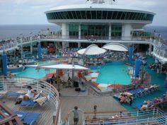 Royal Caribbean Cruise Line Adventure of the Seas March 2014 with Bryan, Linda, Justin & Marisa