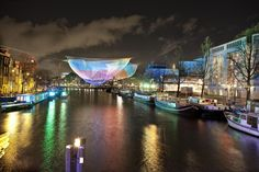 Amsterdam Light Festival - 27 Nov 2014 to 18 Jan 2015