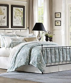 Exceptionnel Harbor House Chelsea Paisley Bedding Collection #Dillards
