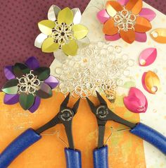Swanstrom Chainmailler's Short Flat Nose Pliers - Professionally Prepped. $50.00, via Etsy.