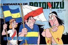 Cuando en 1928, Dante Quinterno inventó uno de los personajes más importantes de la historieta argentina, no pudo prever los alcances que las andanzas de este cacique tehuelche tendría en la historia cultural del comic argentino.
