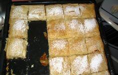 Ez nagyon finom, már ettem vendégségbe én is elfogom készíteni -:) Nagyon finom sütemény Hozzávalók: Tészta: 25 dkg liszt 10 dkg vaj 10 dkg porcukor 2 db egész tojás 1 csomag szalakáli. Töltelék: 2 csomag túró (negyed kilós) 30 dkg ráma... Izu, Waffles, French Toast, Muffin, Cooking Recipes, Cupcakes, Sweets, Baking, Breakfast