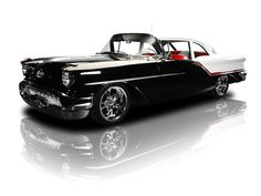 1957 Oldsmobile Golden Rocket 88 | RK Motors Charlotte | Collector and Classic Cars