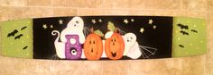 Boo sign I painted