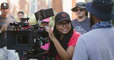 The groundbreaking director of 'Selma' Ava Duvernay talks about downplaying LBJ, MLK's legacy and why you should always have Oprah on your film sets.