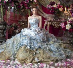 Mis Vestidos de Novia: Novias espectaculares: Stella de Libero
