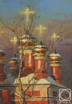 Stepan Nesterchuk. Вечерний звон