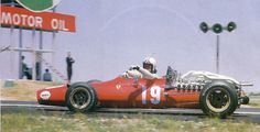 itsawheelthing: I think I dropped something Chris Amon Ferrari 312 1968 Spanish Grand Prix Jarama If you like it share it. Ferrari F1, Amon, Automobile, Spanish Grand Prix, Gilles Villeneuve, Race Engines, Checkered Flag, Love Car, Car And Driver