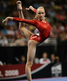 Nastia Liukin. Perfection