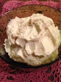 Kathryn's Low Carb Kitchen: ~ Low Carb Cream Cheese Frosting Recipe