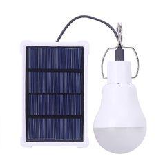 Buy KK.BOL Solar Powered Portable Led Light Bulb S-1500 by undefined, on Paytm, Price: Rs.669?utm_medium=pintrest
