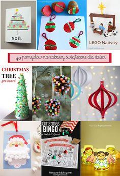 zabawy świąteczne dla dzieci