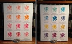 Two Step Stampin' Up! Color Option Chart-tile; Download Two Step Stampin Up Color Option Chart