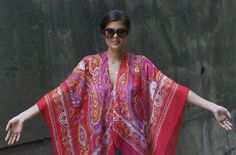 Boho DIY Kimono...super cute and easy!