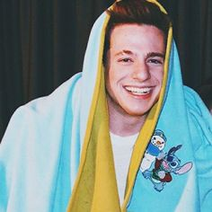 why is he so cute