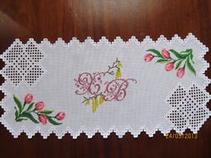 Fotoğraf Hardanger Embroidery, Embroidery Stitches, Hand Embroidery, Embroidery Designs, Drawn Thread, Bargello, Needlepoint, Patches, Cross Stitch