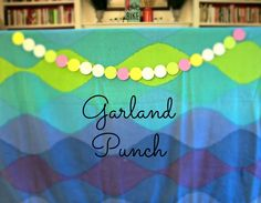 Review of Martha Stewart's new garland punch.  Before 3 pm - Getting it all done before the kids get home!