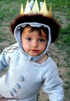 King of All Wild Things - Homemade costumes for babies