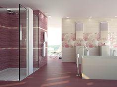 Resultado de imagen para decoracion de ceramicas para baños