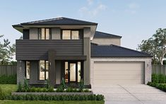 The great design of Alto home delivers innovative two-storey living at its best, perfect for big families. Check out this lovely home by Metricon now. New Home Designs, Home Design Plans, Plan Design, Winchester Homes, Two Storey House Plans, Large Floor Plans, Delta House, Apartment Floor Plans, Melbourne House