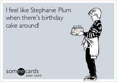 Stephanie Plum @Aimee Green
