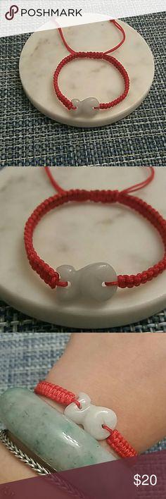Money Bag Prosperity Bracelet  Stretch Lava Beads Unisex Wealth Good Fortune Bracelet